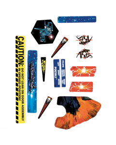 Starship Troopers Decal Set