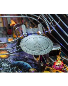 Star Trek TNG LED Enterprise Modification