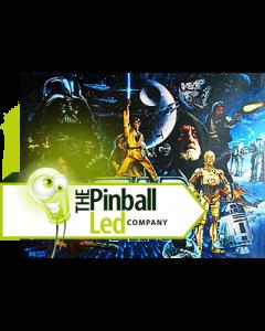 Star Wars UltiFlux Playfield LED Set
