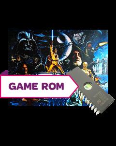 Star Wars Game/Display Rom Set (Germany)