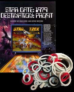 Star Trek Rubberset