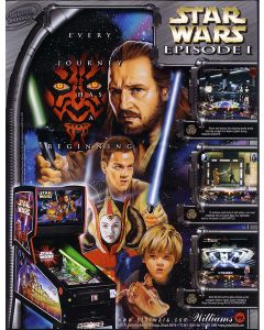Star Wars Episode1 Flyer