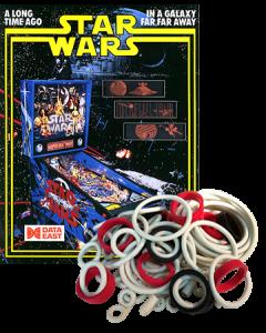 Star Wars Rubber Set