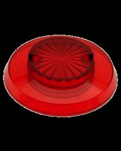 Starburst Pop Bumper Cap Red