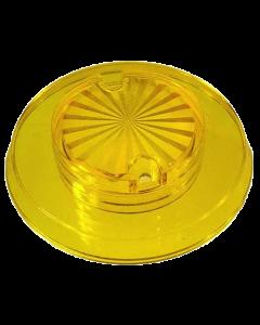 Starburst Pop Bumper Cap Yellow