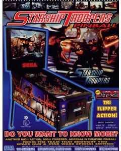 Starship Troopers Flyer