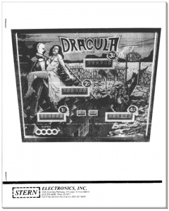 Dracula Manual