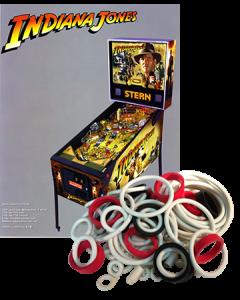 Indiana Jones (Stern) Rubberset