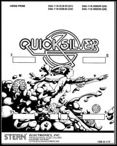 Quicksilver Manual