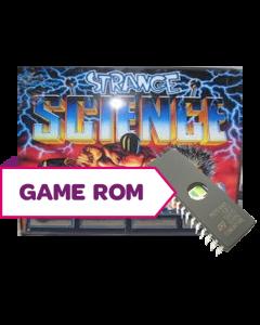 Strange Science CPU Game Rom Set