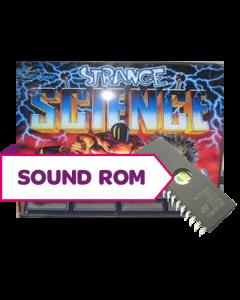 Strange Science Sound Rom