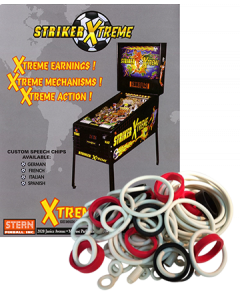 Striker Xtreme Rubberset