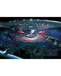 Star Trek TNG Alternate Translite