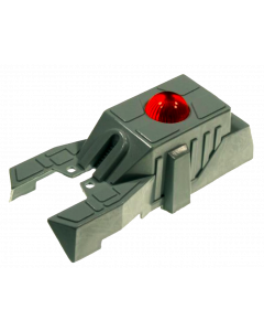 Star Trek the next Generation Cannon Cover Red