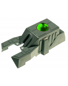 Star Trek the next Generation Cannon Cover Green