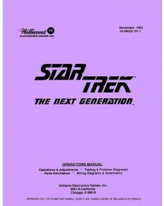 Star Trek TNG Manual