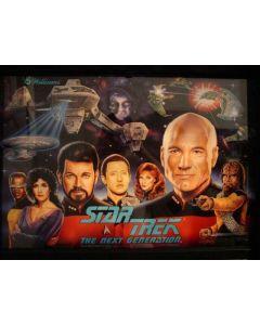 Star Trek the Next Generation Translite