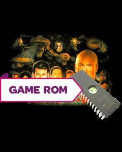 Star Trek TNG CPU Game Rom
