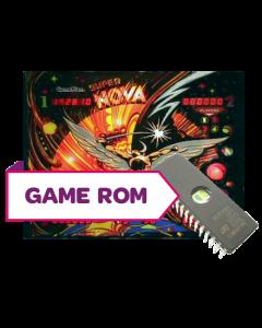 Super Nova CPU Game Rom A