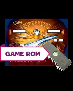 Supersonic CPU Game Rom Set