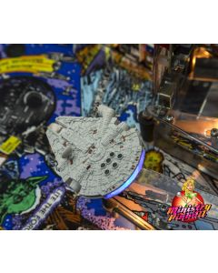 Star Wars LED Millennium Falcon Modification