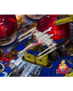 Star Wars LED X-Wing Modification