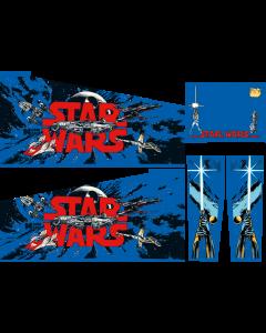 Star Wars Cabinet Decals