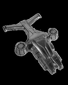 Terminator 2 hunter killer ship