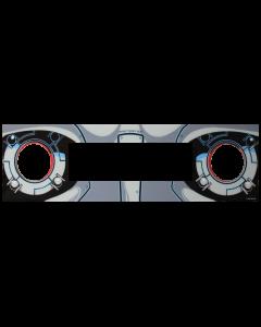 Terminator 2 Speaker Panel
