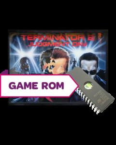 Terminator 2 Profanity Game/Sound Rom Set