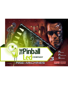 Terminator 3 UltiFlux Playfield LED Set