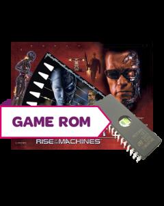 Terminator 3 CPU Game Rom