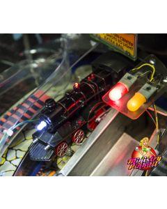 Addams Family LED Train Modification