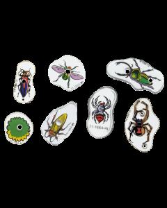 Addams Family Bugs Plastics