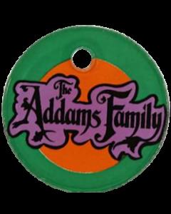 Addams Family Plastic 37