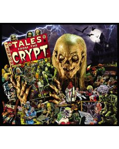 Tales from the Crypt Alternate Translite