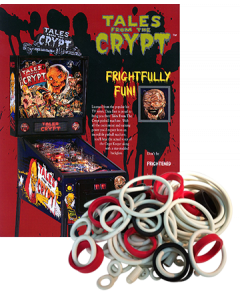 Tales from the Crypt Rubber Set