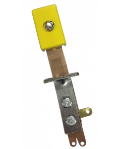 Target Switch 3D Oblong Yellow