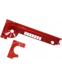 Taxi Spinout Ramp Red