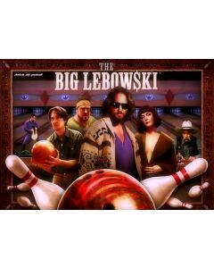 The Big Lebowski Translite