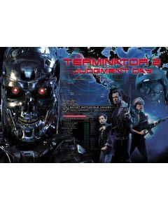 Terminator 2 Alternate Translite 2