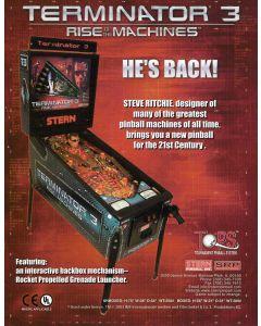 Terminator 3 Flyer