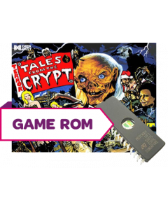Tales from the Crypt CPU Game Rom
