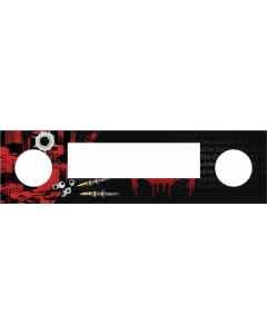 The Shadow Speaker Panel Decal
