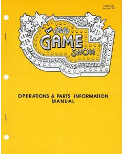 The Bally Game Show Manual