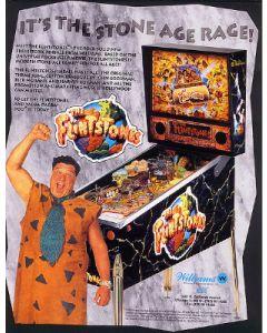 The Flintstones Flyer