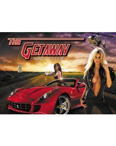The Getaway High Speed 2 Alternate Translite