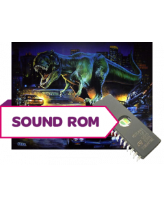 The Lost World Jurassic Park Sound Rom U7
