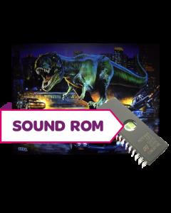 The Lost World Jurassic Park Sound Rom U21