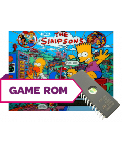 The Simpsons CPU Game Rom Set